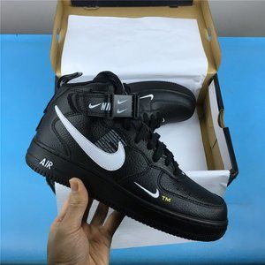 NIKE Air Force 1 Men sports shoes High sneaker